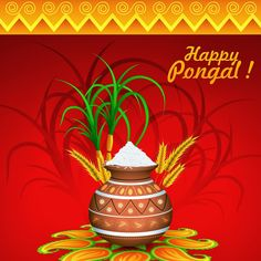 Pride Interiors wishing you all a very Prosperous and Joyful Pongal. Flex Banner Design, Sign Board Design, Door Flower Decoration, Flower Decorations, Free Wedding Invitation Templates, Wedding Invitation Card Template, Happy Sankranti Images, Sankranthi Wishes, Pongal Images