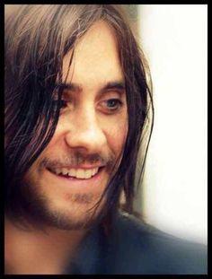 Jared Leto love love love the long hair!
