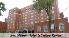 Lord Nelson Hotel and Suites in Halifax Nova Scotia - Great place to stay when traveling to Halifax Nova Scotia with your family or on business.