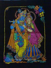 A very intricate wall art of Radha-Krishna, done in emboss painting. Emboss Painting, Glass Painting Patterns, Most Popular Artists, Types Of Painting, Radhe Krishna, Lord Krishna, Craft Work, Arts And Crafts, Wall Art