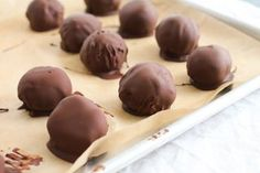 Strawberry Truffle Recipe: 7 Steps (with Pictures) No Bake Truffles, Lemon Truffles, Peanut Butter Truffles, Cookie Dough Truffles, Oreo Truffles, Chocolate Truffles, Strawberry Truffle, Pumpkin Truffles, Truffle Mushroom
