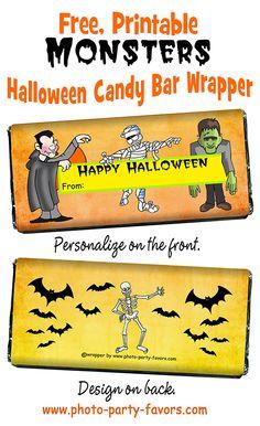 halloween candy stuff