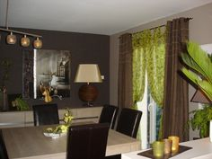 Pinterest Green And Brown Livingroom | Living Room Brown Green Ideas  (France)