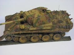Panther Ausf G - Bart Campbell Model Tanks, Scale Models, Military Vehicles, Panther, Modeling, German, Tanks, Dioramas, Model Building