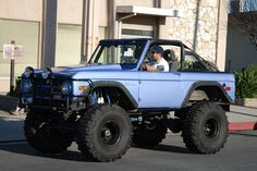 Ford classic early bronco