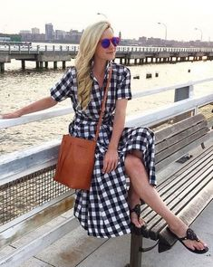 How to wear the gingham print – Just Trendy Girls