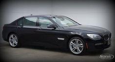A legend on 4 wheels, the 2015 7 Series 740Li.    BMW