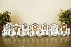 Where The Wild Things Are inspired Sugar Cookies by Snickety Snacks