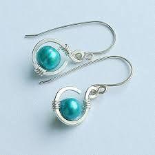 teal pearl jewelry - Google Search