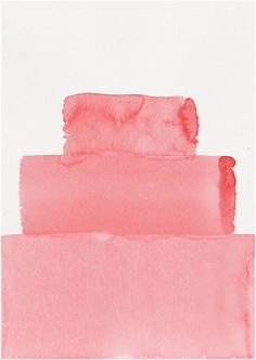 Martin Creed, Work No. 2104, 2014, Watercolor on A4 paper Work: 29.9 x 21 cm (11.77 x 8.27 in)