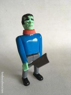 Airgam Boys - Monstruo de Frankenstein - Serie Terror - Airgamboys- cuchillo