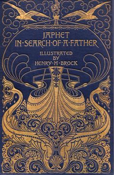 JAPHET IN SEARCH OF A FEATHER ILLUSTRATED BY HENRY BROCK