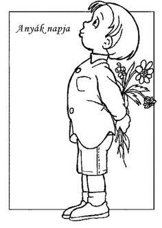 Inspiráció - transzfer képek, anyák napja | PaGi Decoplage Education, Handmade, Fictional Characters, Grands Parents, Craft, Love You Forever, Happy Name Day, Father's Day