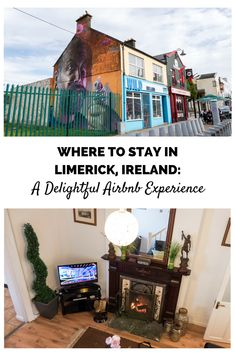 This Limerick Airbnb apartment will make you feel right at home. If there's something I learned while I was in Europe Destinations, Europe Travel Tips, European Travel, Travel Uk, Traveling Europe, Group Travel, Travel Articles, Travel Hacks, Travel Advice