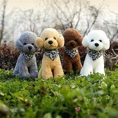 $16.99 (Buy here: https://alitems.com/g/1e8d114494ebda23ff8b16525dc3e8/?i=5&ulp=https%3A%2F%2Fwww.aliexpress.com%2Fitem%2FFree-shipping-1PC-Retail-Life-like-Teddy-Poodle-Dogs-Bichon-Frise-Plush-Toy-Triangular-Scarf-stuffed%2F32611709472.html ) Free shipping 1PC Retail Life like Teddy Poodle Dogs Bichon Frise Plush Toy Triangular Scarf stuffed warm soft animals kids gift for just $16.99