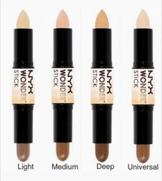 NYX  Wonder Stick: rated 2.6 out of 5 on MakeupAlley.  See 20 member reviews and photo.