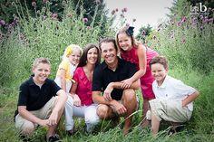 Family photo scheme