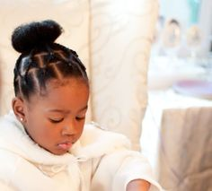 Love this hairstyle! | Black Women Natural Hairstyles
