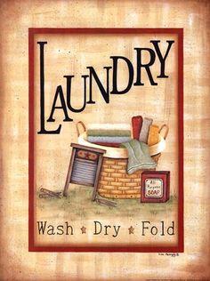 Laundry ... Lisa Kennedy