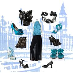 Shoes... Because options make life better! (created by rowdironi)