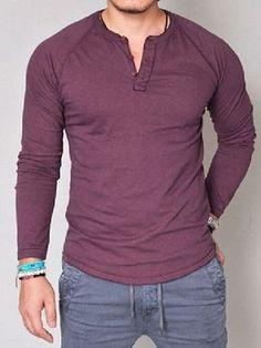 Plain Casual Slim Sleeveless T-shirt Plain Shirt Outfit, Business Casual Men, Men Casual, Male T Shirt, T Shirt Men, Preppy Mens Fashion, Summer Outfits Men, Plain Shirts, Men's Shirts