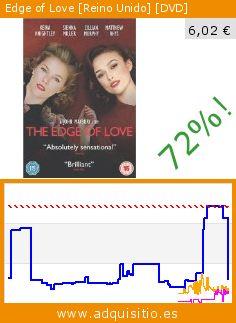 Edge of Love [Reino Unido] [DVD] (DVD). Baja 72%! Precio actual 6,02 €, el precio anterior fue de 21,22 €. http://www.adquisitio.es/hei/the-edge-of-love-reino