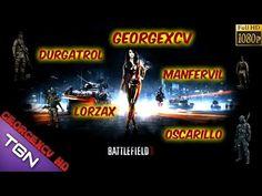 Battlefield 3 Gameplay Español Multijugador | Los 5 magníficos # 3