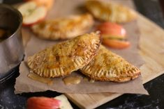 Free People: Vegan Apple Cinnamon Empanadas