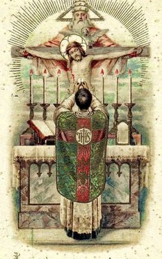 Simple instructions On The Holy Eucharist As A Sacrament And Sacrifice by The Very Rev. Geo. Edw. Canon Howe. Part 26.