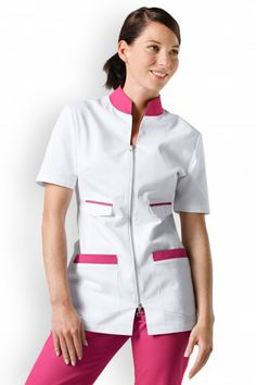 Blouse Mobile Shop Design, Medical Uniforms, Nursing Clothes, Scrubs, Chef Jackets, Men Casual, Clinic, Mens Tops, Shopping