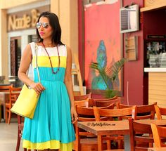 Hi Everyone, Entire Outfit - Max Fashions Its monsoon season, however, your days need not be gloomy ! Indian Fashion Bloggers, Fashion Trends, Monsoon Fashion, Travel Workout, India Fashion, Style Blog, Evergreen, Summer Dresses, Stylish