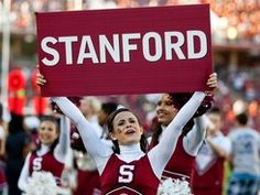 Stanford Football...oh yeah baby!  Sorry Quackers....not this time.  Notre Dame moving on up to #1...
