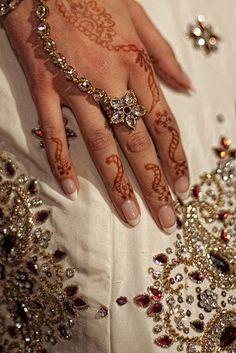 hath phool (hand's flower) #Jewelry