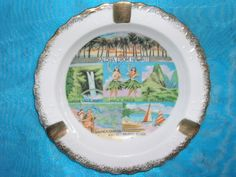 Aloha Souvenir ashtray