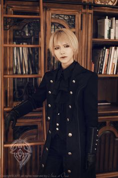 The Vampire Prince Gothic Ouji Lolita Jacket