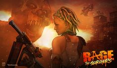 RAGE was in my books an underestimated shooter of 2011. Overshadowed by many triple A games, RAGE was an open-world title set in a post-apocalyptic wasteland by developersid Software, of DOOM fame.
