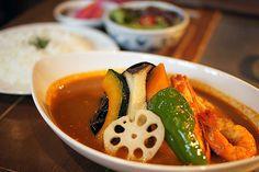 スープカレー - 食べる| 函館市公式観光情報サイトはこぶら