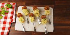 The proper meatball to spaghetti ratio.