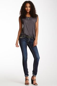 MEK Denim Palma Skinny Jean by Assorted on @HauteLook