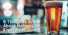 """Move over Carlsberg, a new Scandinavian beer movement is coming through – and it is coming from Norway. Last month I travelled to Bergen, Norway, and before I could even say """"hej hej"""" I was on my way to the Bergen Beer Festival. I mistakenly assumed we would be sipping Carlsberg in an Octoberfest-esque setting, […]"""