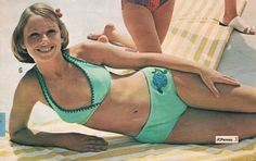 Penneys catalog 1973.  Cay Sanderson.
