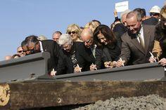 CA high-speed rail breaks ground