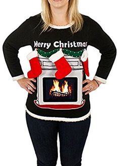 land of misfit ornaments toys tacky crazy ugly christmas sweater 1x womens 201 crazy christmas sweaters p pinterest ugliest christmas sweaters - Misfits Christmas Sweater