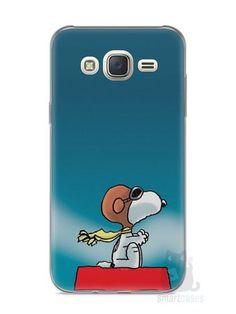 Capa Capinha Samsung J7 Snoopy #13
