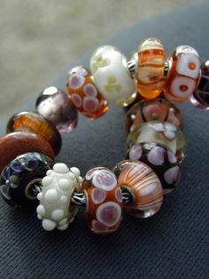 Trollbeads - Swiss Flower and Gift Cottage