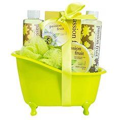 Passion Fruit Tub Bath Gift Set Review