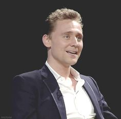 Mr. Hiddles ♕: GIF *flails around on the floor in a puddle of fangirl feels*