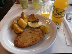 Comida vegetariana em Buenos Aires