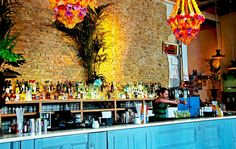 Something Different - Floripa, Shoreditch. Brazilian Beach bar meets London bloc party. Brazilian street food.
