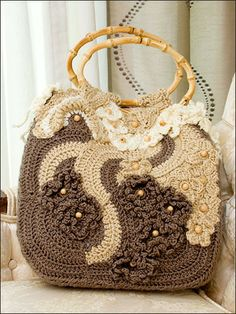 Learn to Free-Form Crochet - Crochet Pattern Available